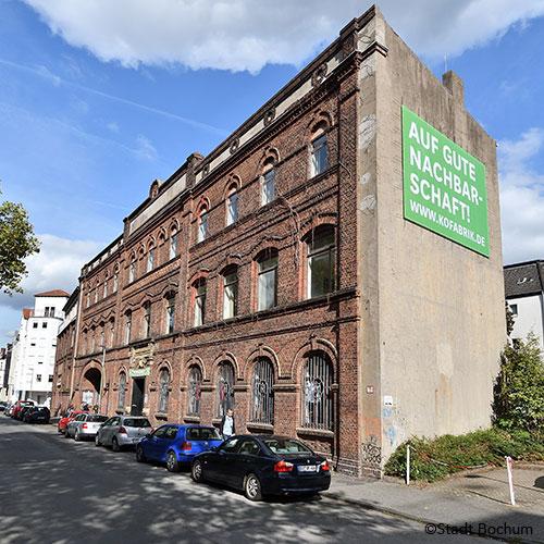 Stadt Bochum Neue Heimaten