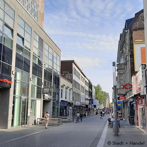 Szene Bochum Innenstadt